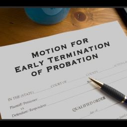 Image for Early Termination of Probation – You May Be Able To Get Released From Your Probation post