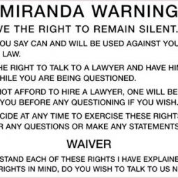 Image for Criminal Lawyer in Miami Explains Not All Questions Are Forbidden by Miranda Warnings post