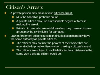 Can an Officer Arrest You Outside of Their Jurisdiction - Miami Lawyer