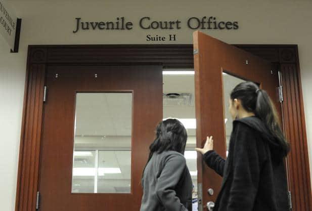 juvenile court offices