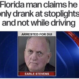 Image for Bizarre Florida Crimes Become a Viral Internet Meme post