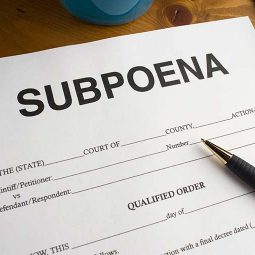 Image for What Happens When You Ignore a Subpoena post